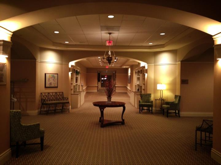 Inside Hotel Roanoke