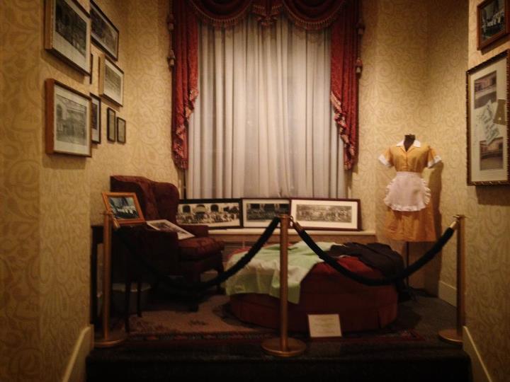 Inside Hotel Roanoke