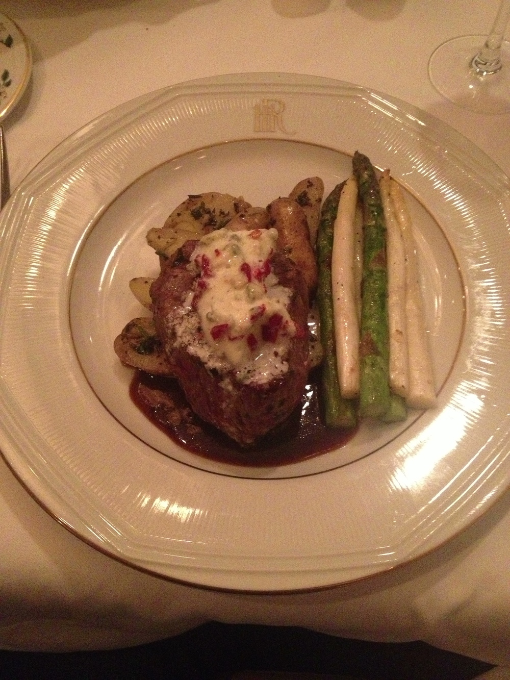 Grilled Filet Mignon