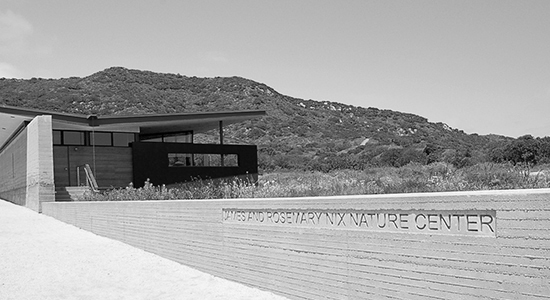 Nix Nature Center, Laguna Beach