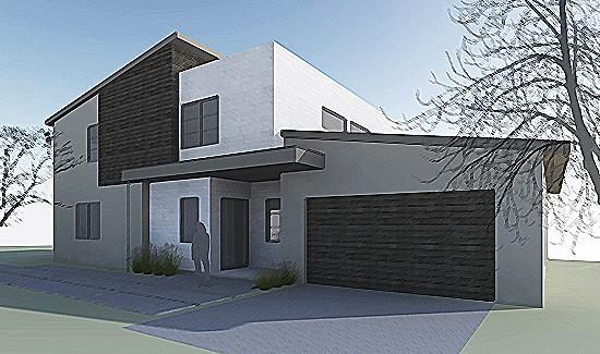 fullerton residence | front
