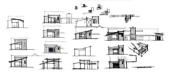 myd studio / villa park modern addition + renovation