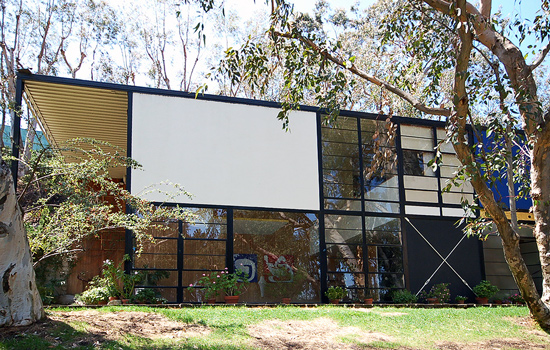 Case Study House #8 / Charles + Ray Eames