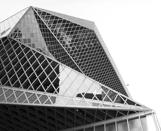 Seattle Central Library / OMA