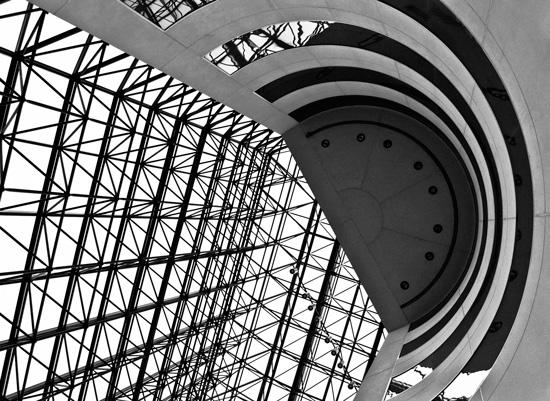 JFK Library / I.M. Pei