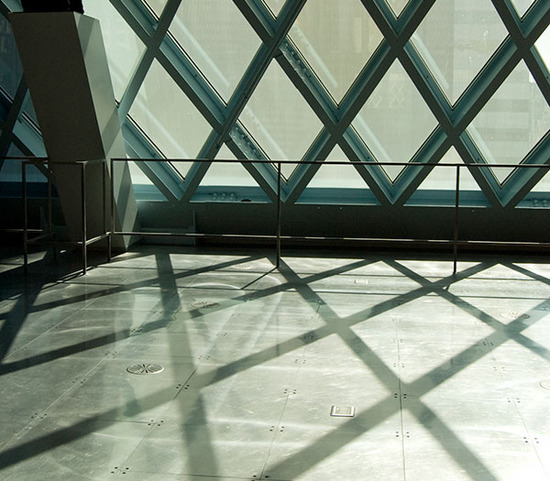 seattle central library / interior detail