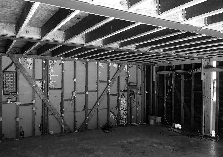 overhead clearance - garage retrofit