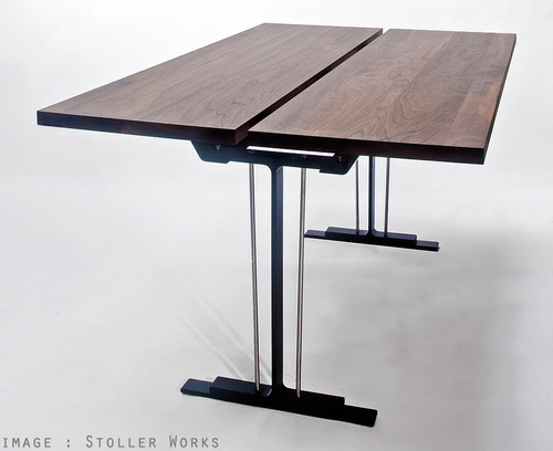 Furniture as Architecture: Stoller Works + Modern Interiors