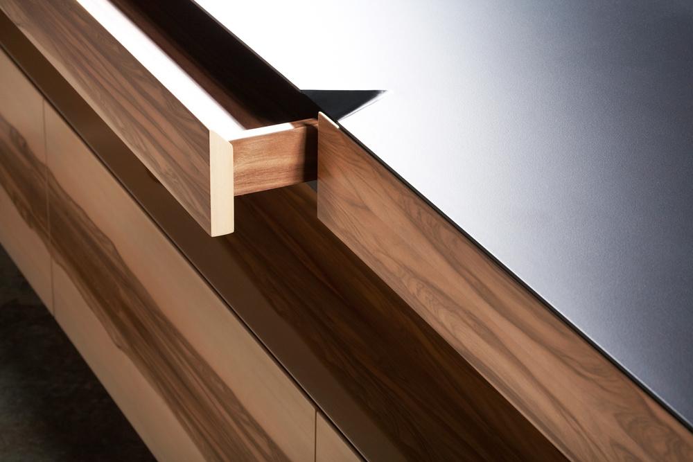 modern interior design | c1 credenza