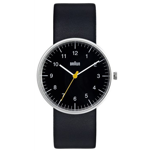 Braun Analog Watch
