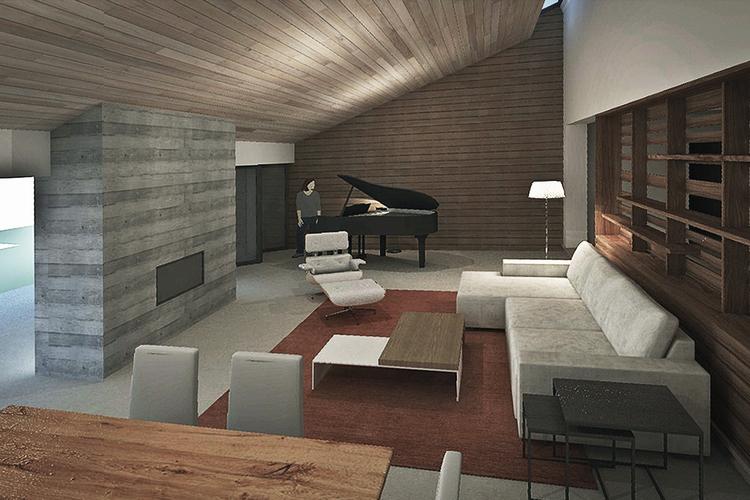 Interiors Moss Yaw Design Studio
