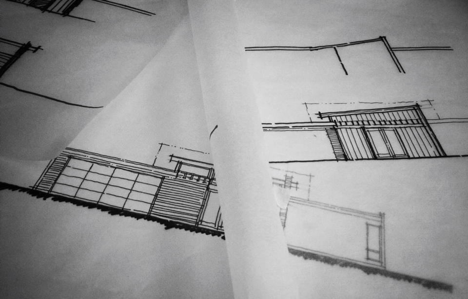 Front Elevation Definition Architecture : Design in practice ways to define the modern entry