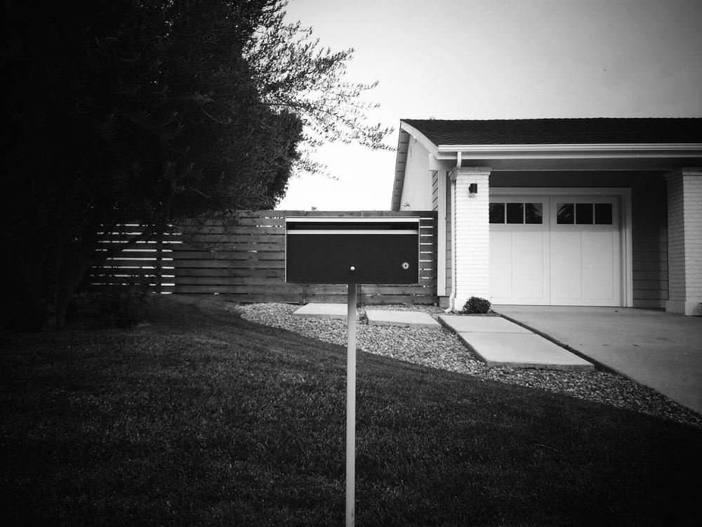 modern mailbox / myd studio