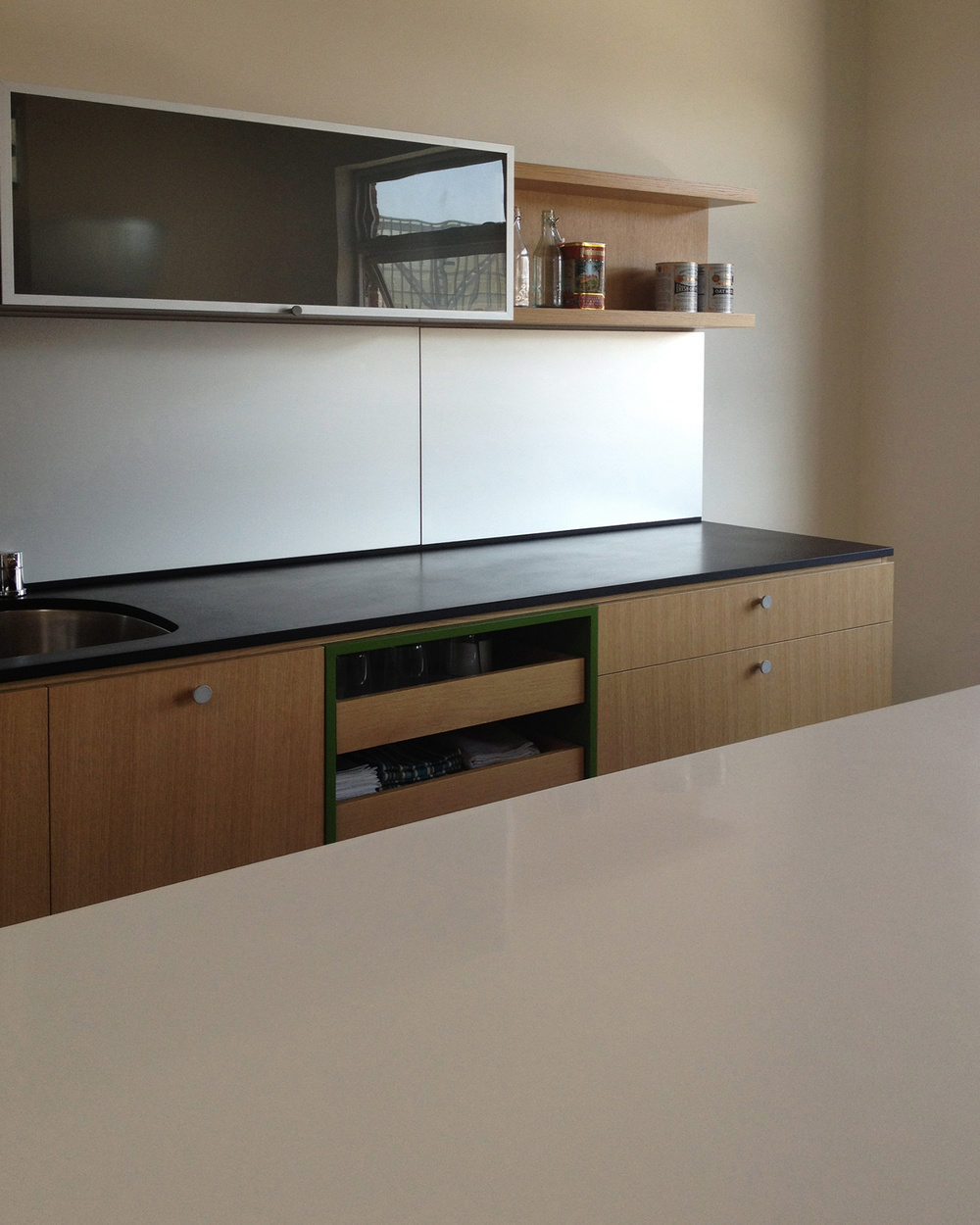 modular kitchen components