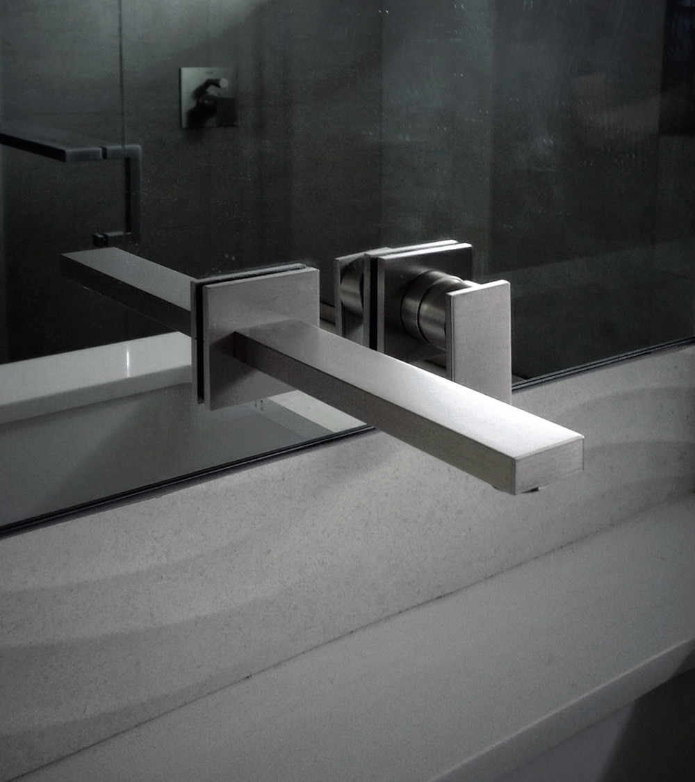 graff wall-mounted faucet