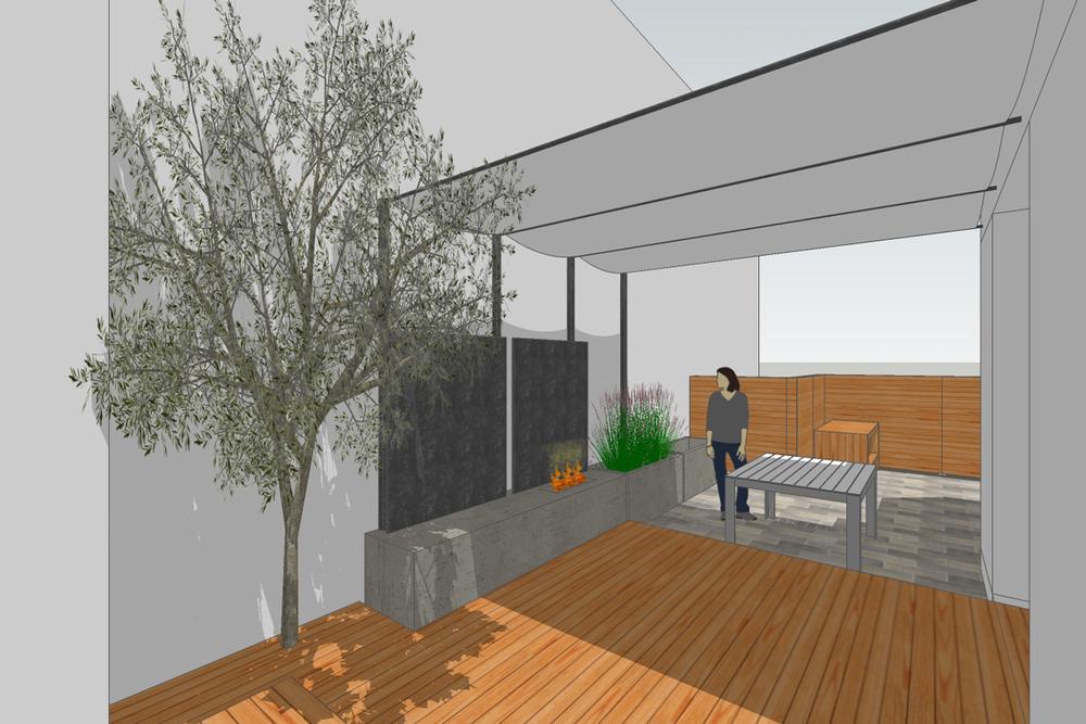 modern exterior design / myd studio