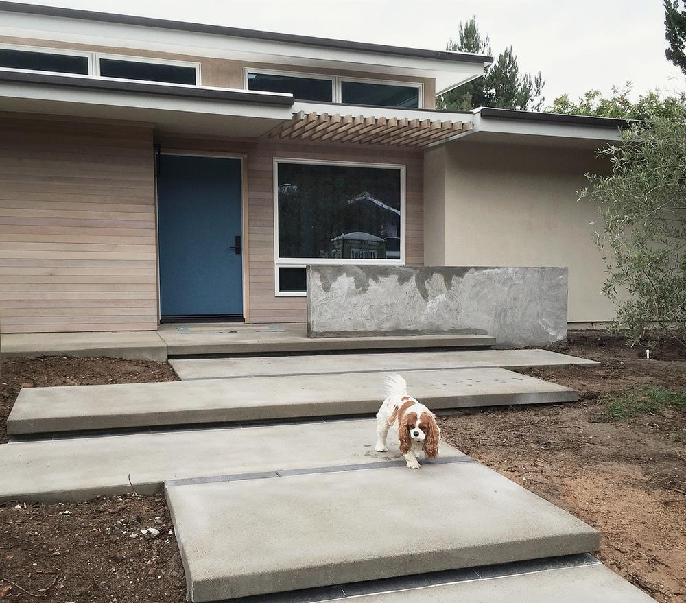 Building A Modern Entry Approach Context Concrete