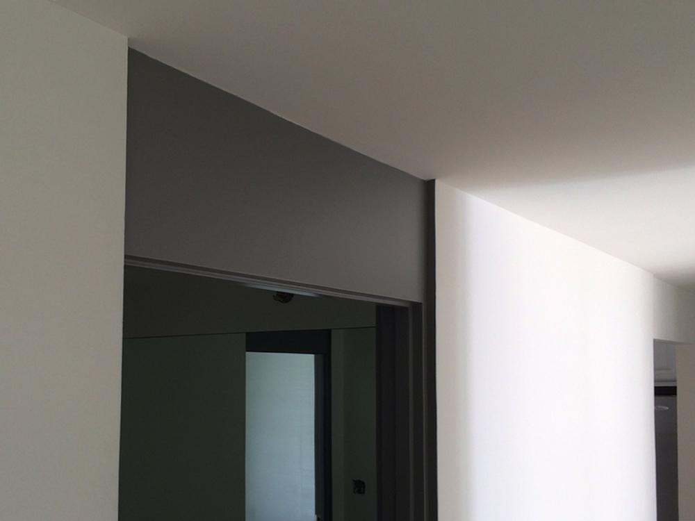 Mid Century Interior Details // Modern Door Headers