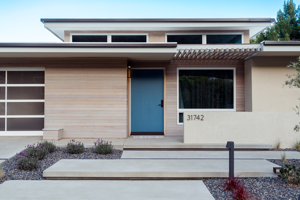 Midcentury Modern Renovation // Moss Yaw Design studio architect