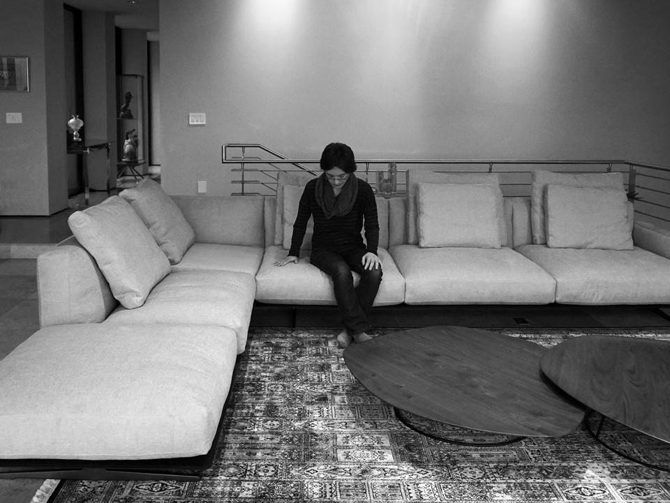 Flexform furniture our favorite sofa MYD blog Moss Yaw