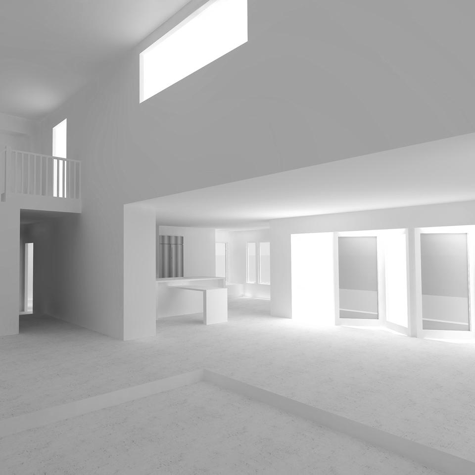 virtual visit // irvine, ca residence