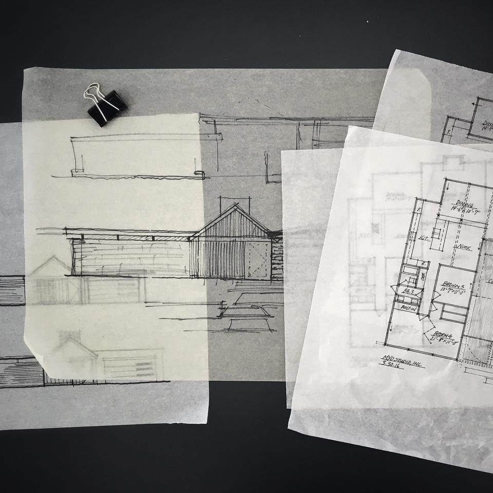 eichler addition + renovation   // orange, ca