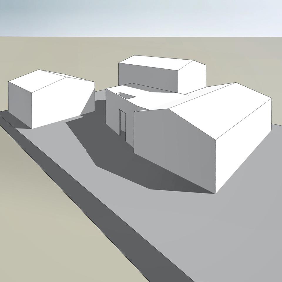 design development   // dana point modern cottage