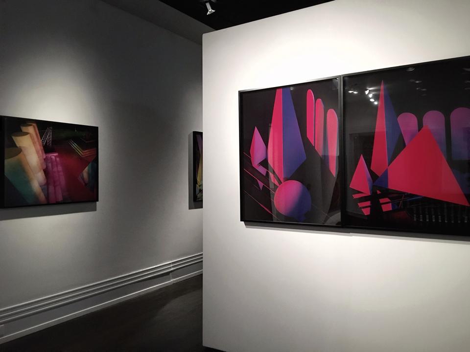triptych II, 1983