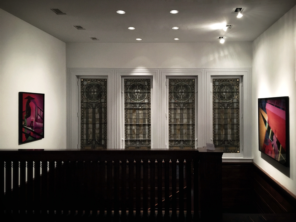 madlener house interior / graham foundation