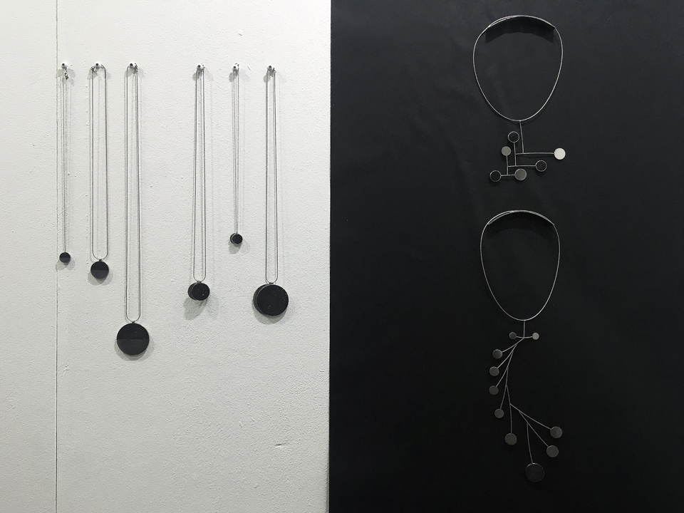 konzuk   // concrete + steel jewelry