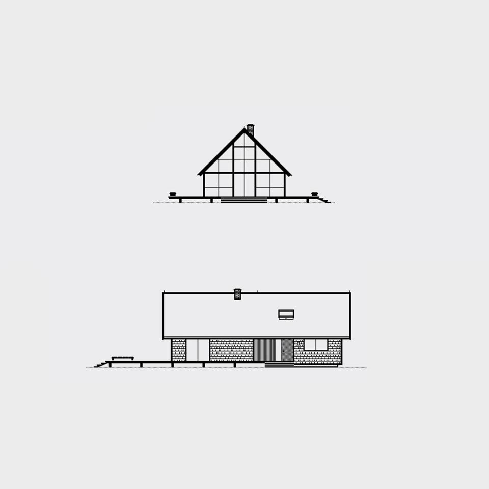 risom house, 1967 / jens risom