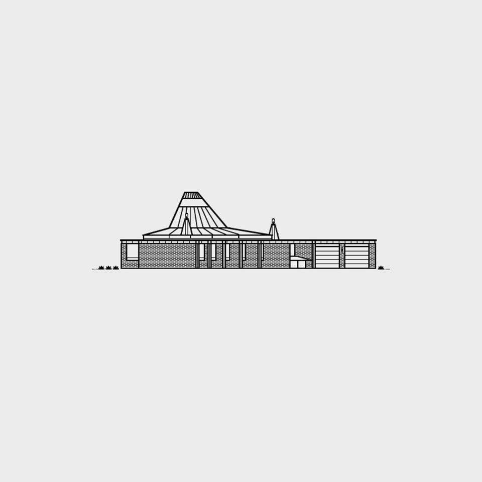 freeman house, 1966 / gunnar birkerts