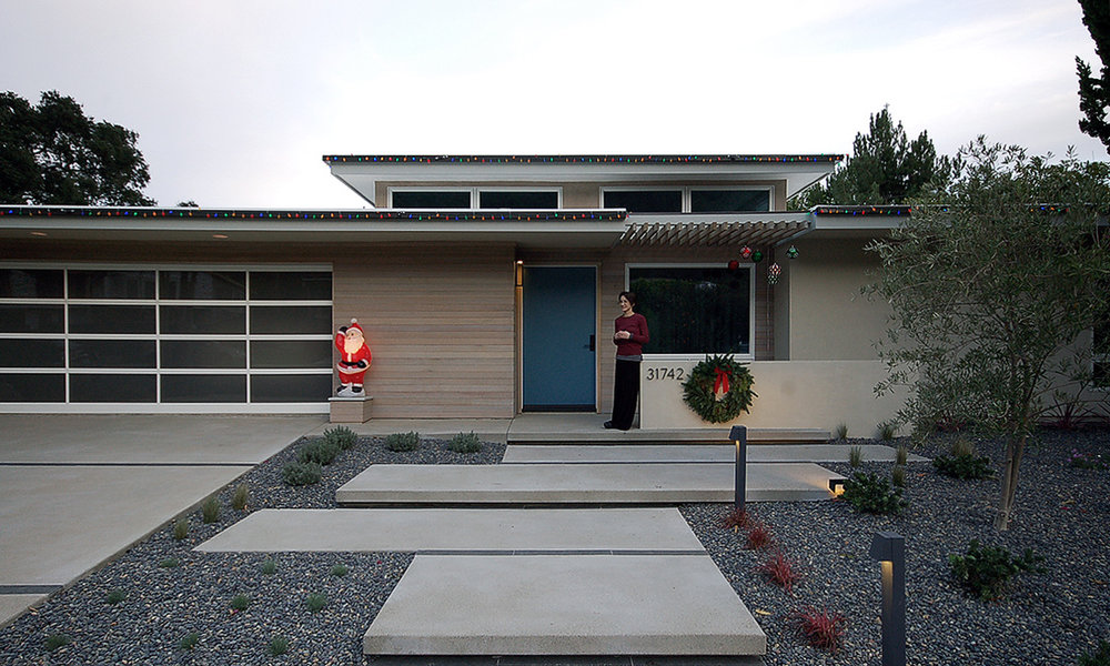 Merry Mid Century Happy Holidays From Niguel West Myd