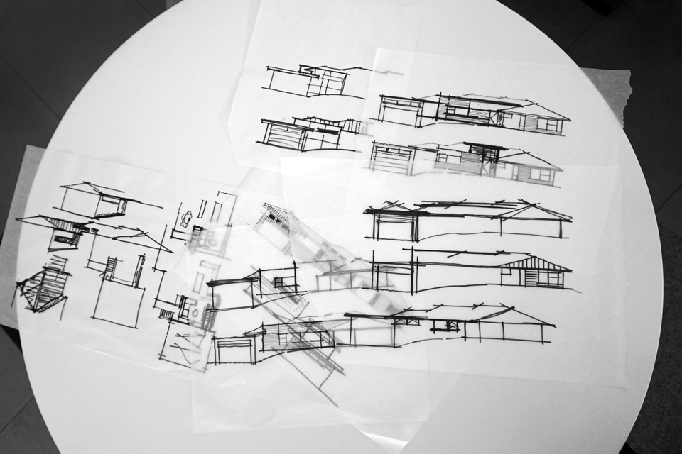 elevation design studies