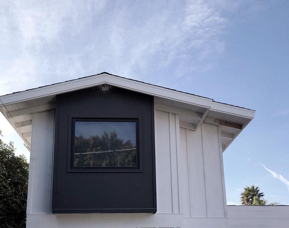 dana point modern cottage / lantern village