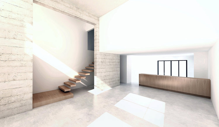 Modern Interior Finishes: Material Palette preview / MYD blog / Moss ...
