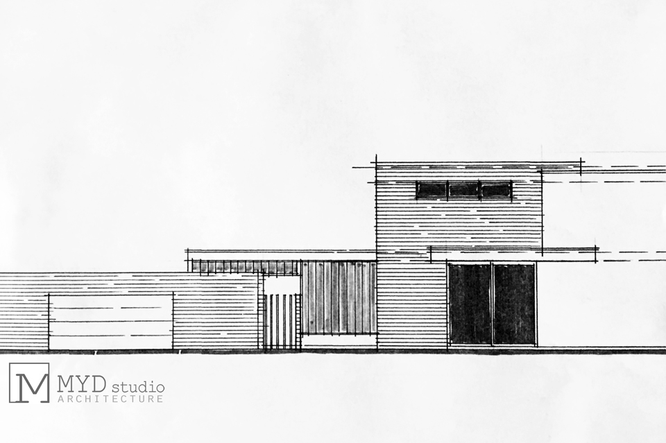 contemporary residential design / huntington harbour, california