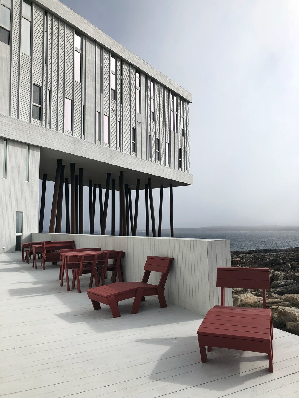 fogo island inn / MYD photo album