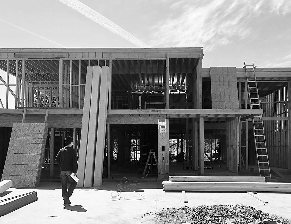 [ under construction in seacliff, hb / demolition photos ]