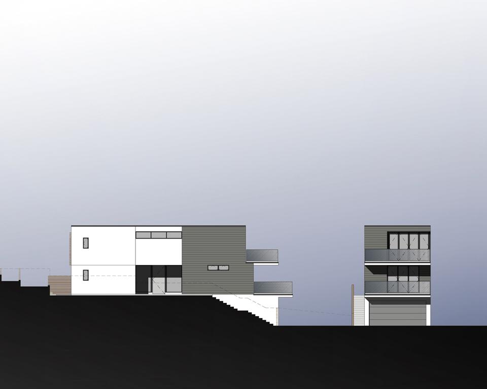[ new construction in arch beach heights, laguna beach ]