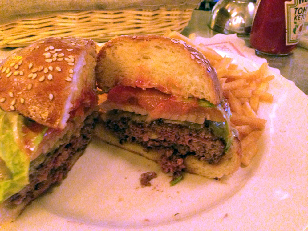 Balthazar burger guts