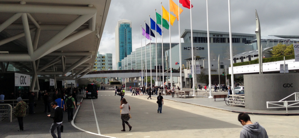 Moscone South - GDC 13