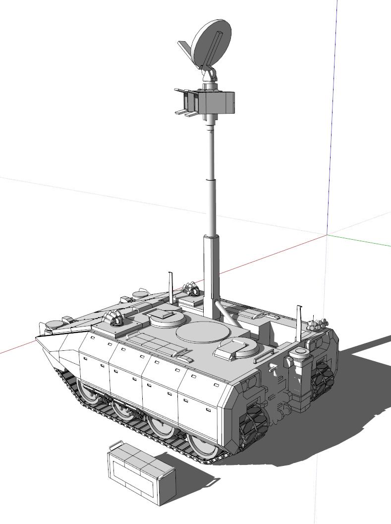 """Detailed"" Block Model: 8H"