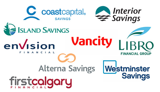 "Nine of the 20 largest credit unions in Canada no longer display ""Credit Union"" in their name."