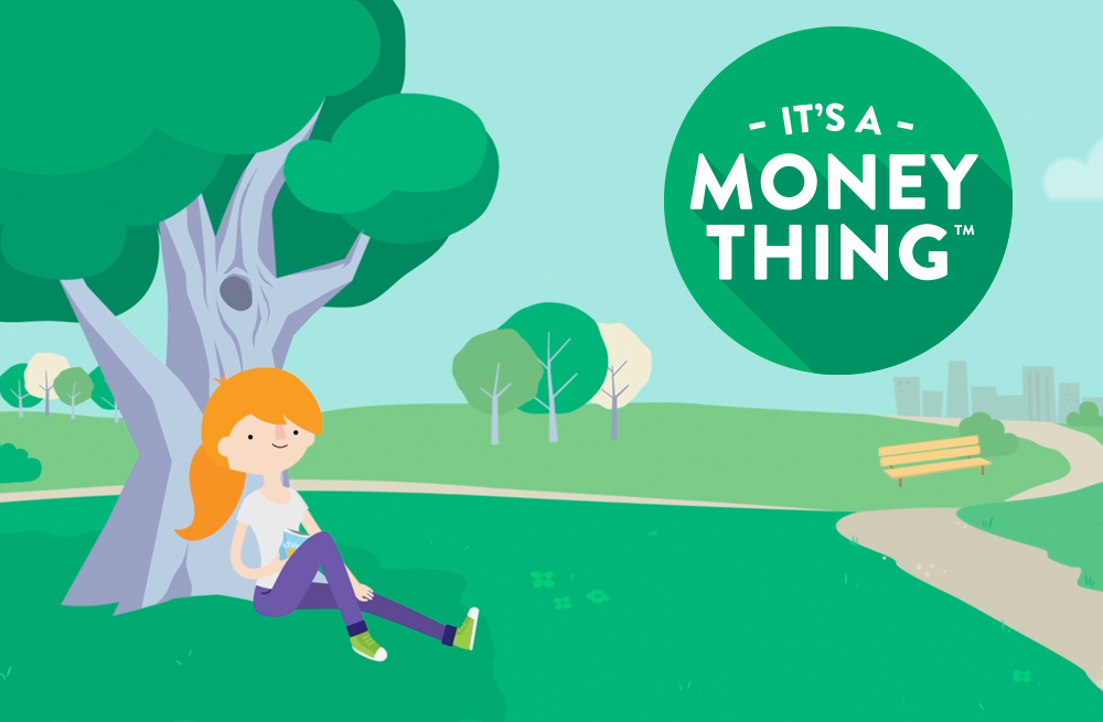 Join Jen on her journey to understand everything there is to know about money