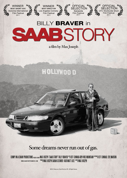 """""""Saab Story"""" short movie"""