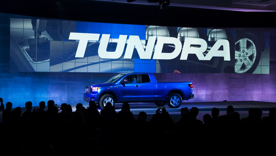 Toyota Tundra Launch