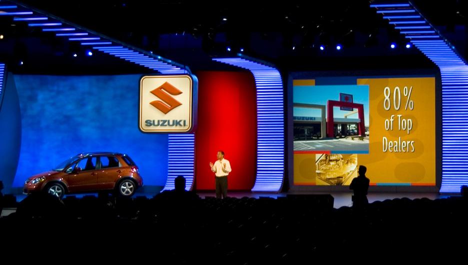 Suzuki National Dealer Meeting