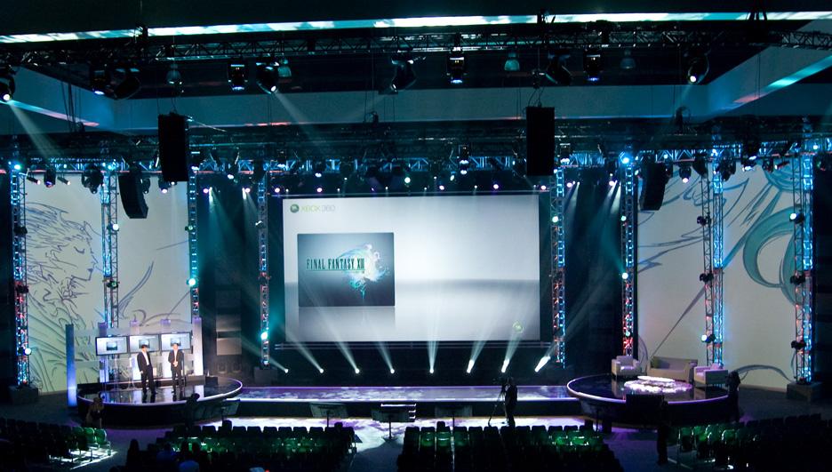 E3 2008 Xbox Media Briefing