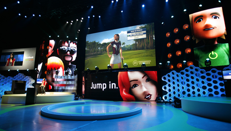 E3 2009 Xbox Media Briefing